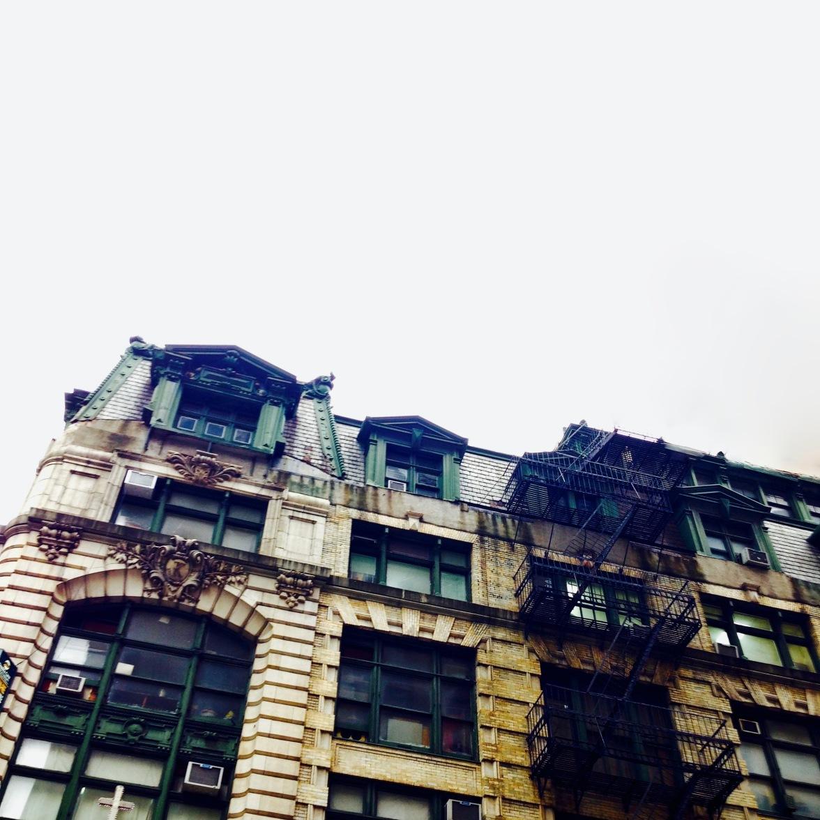 Architecture along 5th Avenue